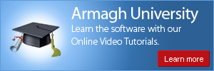 Armagh University Banner Ad