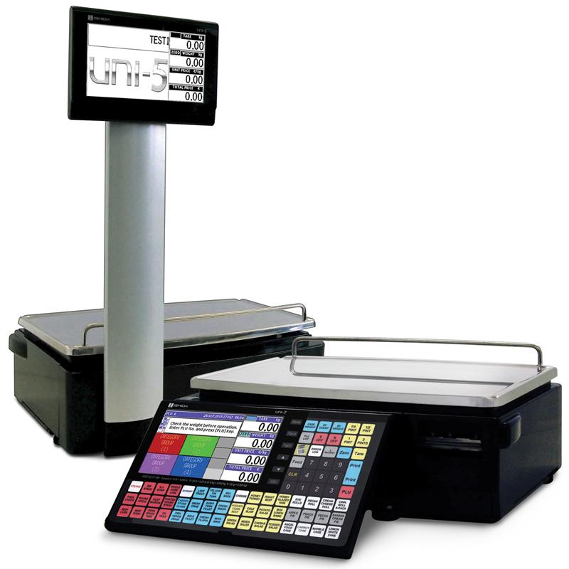 Ishida Uni 5 Scale Label Printer Armagh Pos