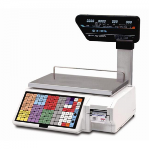 Ishida AC-4000 Scale Label Printer