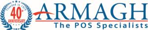 Armagh POS 40th Anniversary Logo