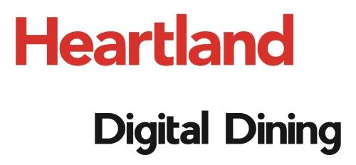 Heartland Digital Dining Logo