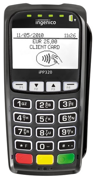 Ingenico IPP 320 Integrated Payments Pinpad