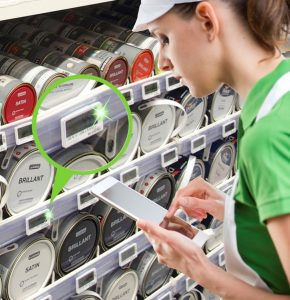 Electronic Shelf Labels Productivity Improvement