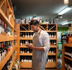 Liquor Store POS Inventory