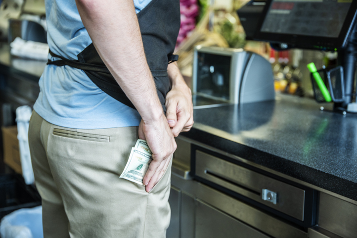 Integrated Credit and Debit Prevents Theft