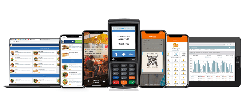 Global Restaurant POS Built-In Features
