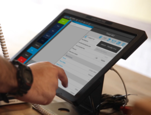Global Restaurant Point of Sale Caller ID