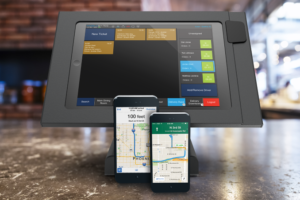 Global Restaurant Point of Sale Delivery Dispatch