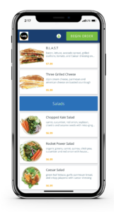 Global Restaurant Mobile Ordering App