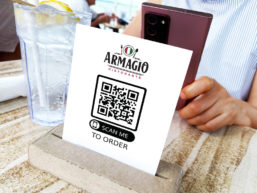 Scan To Order For Restaurant POS