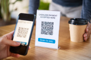 Restaurant Scan To Pay
